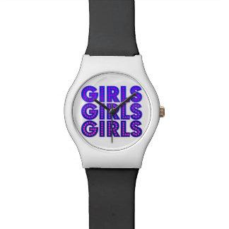 Girls Girls Girls Watch