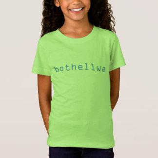 Girls Goin' Green bothellwa t-shirt