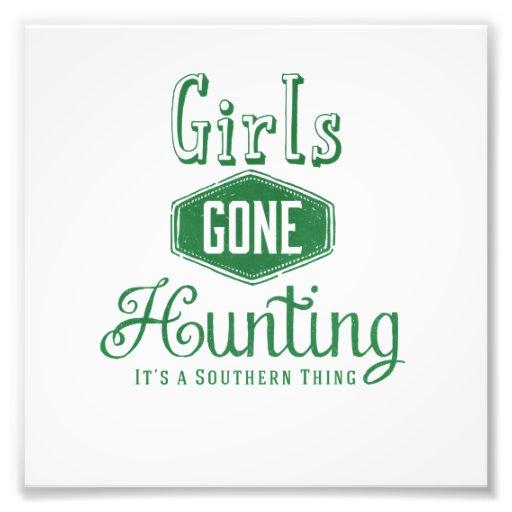 Girls Gone Hunting Photograph