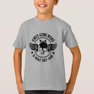Girl's Gone Road T-Shirt