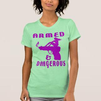 GIRLS & GUNS T SHIRTS