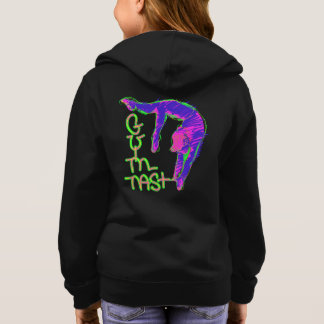 Girls Gymnastics Shirts Hoodie Custom Personalized
