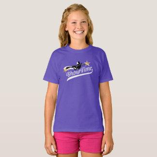 Girls' Hanes TAGLESS® T-Shirt