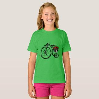 Girls' Hanes TAGLESS® T-Shirt - Tutu