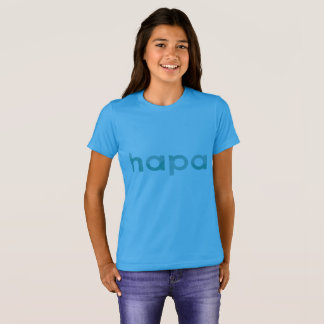 Girl's Hapa T-shirt