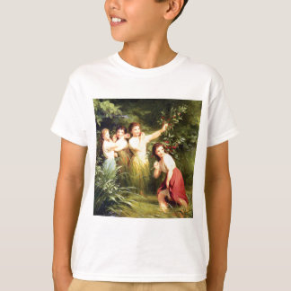 girls hide in the swamp T-Shirt