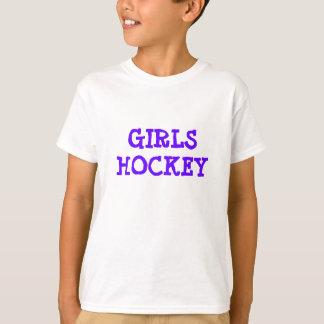 Girls Hockey Tee