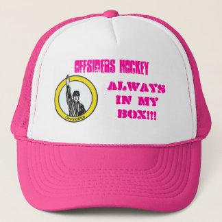 Girls Hockey Trucker Hat