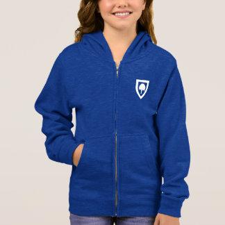 Girl's Hooded Sweatshirt