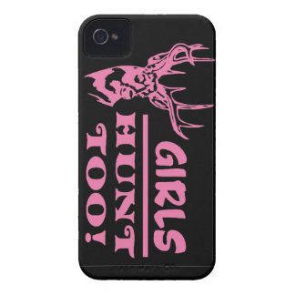 girls hunt too Case-Mate iPhone 4 cases