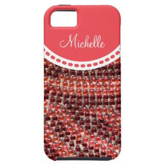 Girls iPhone 5 Glitter Cases