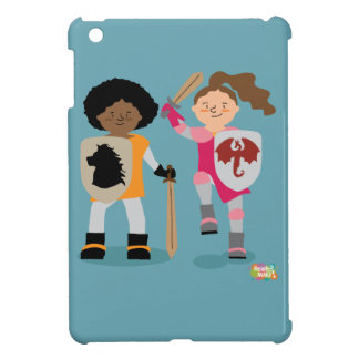 Girls Knight out iPad Mini Covers