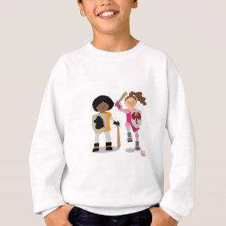 Girls Knight out Sweatshirt