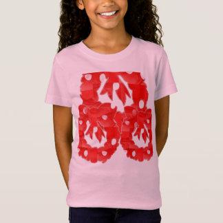 Girls' LAT Sportswear Fine Jersey T-Shirt Great