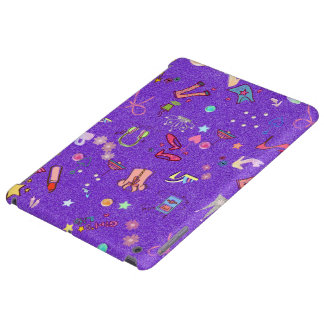 Girls Life lilac Cover For iPad Air