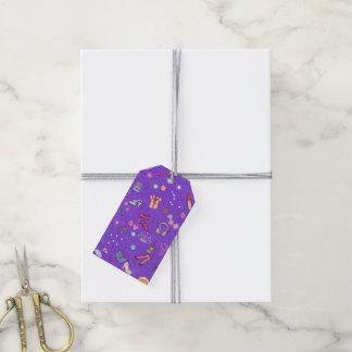 Girls Life lilac Gift Tags