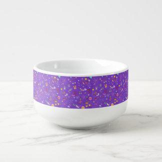 Girls Life lilac Soup Mug