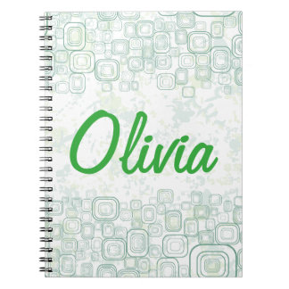 Girl's Life: Rainy Day Spiral Note Books
