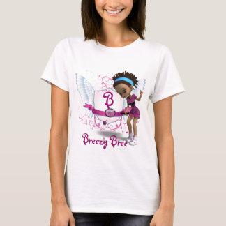Girls- little Breezy- I T-Shirt