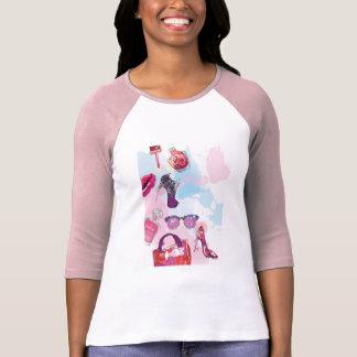 Girls Love Makeup & High Heels T-Shirt