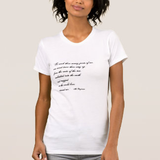 "Girl's ""Many Parts of Me Tree"" Shirt"