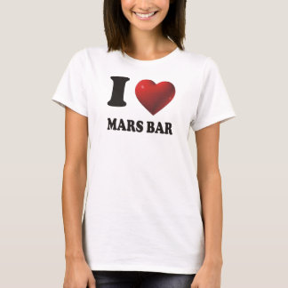 Girls Mars Bar tank top
