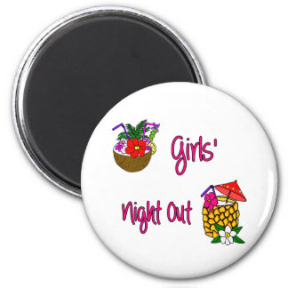 Girls' Night Out Magnet