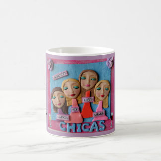 Girls Night Serenity Coffee Mug