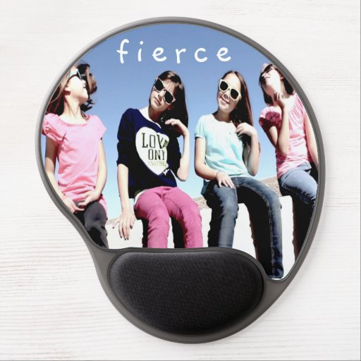 Girls of Five and Fresh Mousepad Gel Mouse Mats