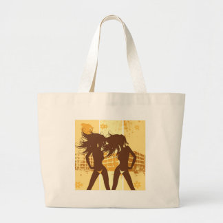 Girls on the Beach Tote Bag