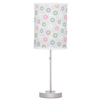 Girls Pastel Geometric Lamp