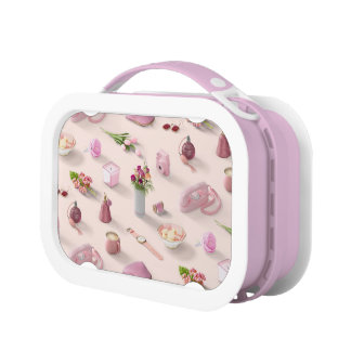 Girl's Pink Dream Lunch Box