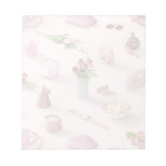Girl's Pink Dream Notepad