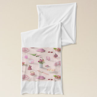 Girl's Pink Dream Scarf