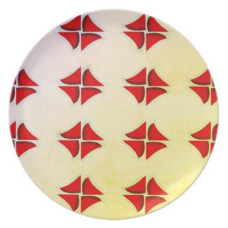 girls plate