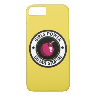 Girls power iPhone 8/7 case