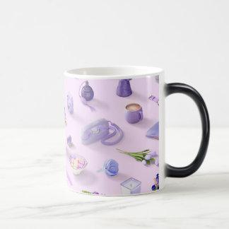 Girl's Purple Dream Magic Mug