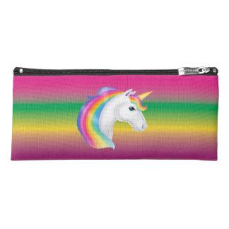 Girls Rainbow Unicorn Pencil Case