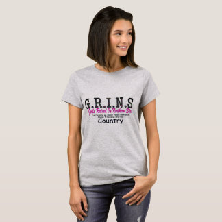 Girls Rasied In Northern States T-Shirt