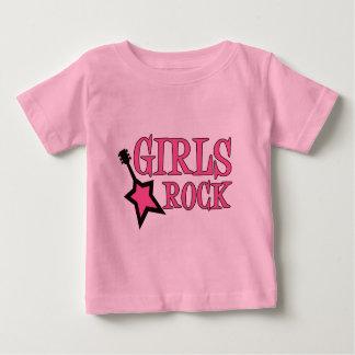 Girls Rock! Baby T-Shirt