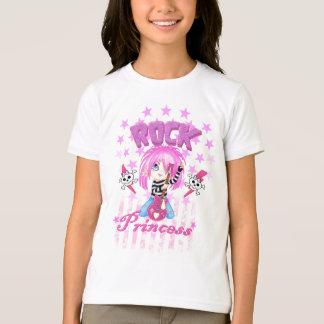 Girl's Rock Star Princess shirt