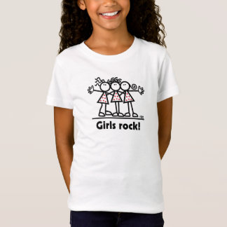 Girls Rock! T-Shirt