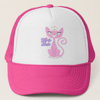 Girls Rule Hat