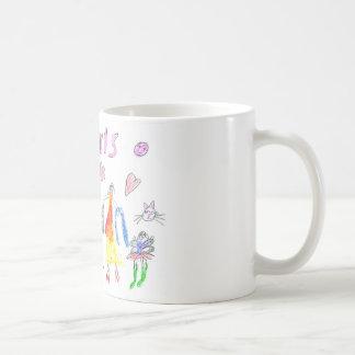 Girls Rule!!! mug