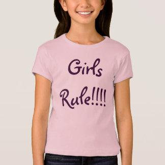 Girls Rule!!!! T-Shirt