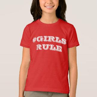 #GIRLS RULE T-Shirt