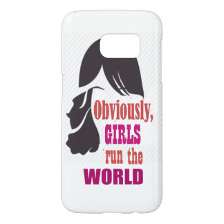 Girls run World Mobile Case