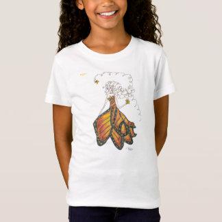 girls SGH Butterfly Dress