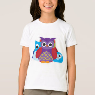 Girls short sleeve tee shirt customized