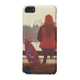 Girl's Skateboarding Cell Phone Case
